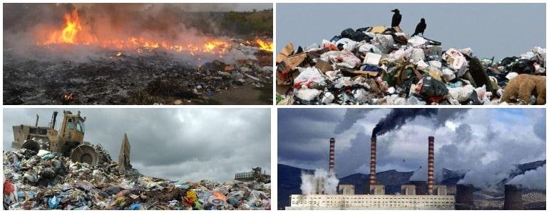 Регрессивные методы избавления от мусора