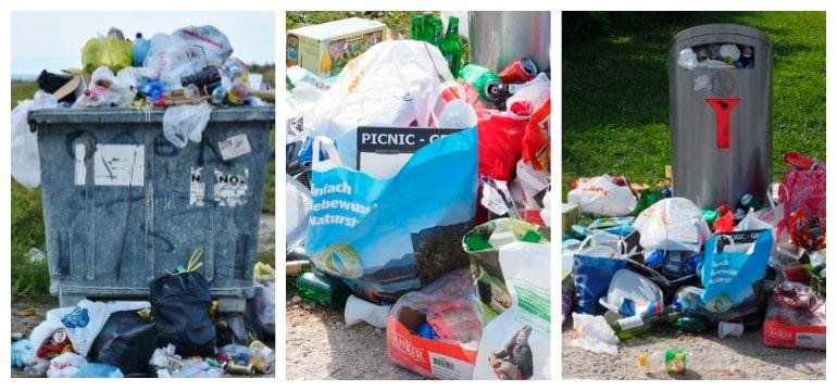 Проблемы сортировки мусора