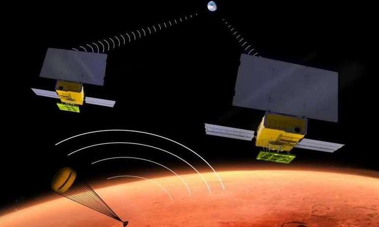 Спутники вида CubeSat