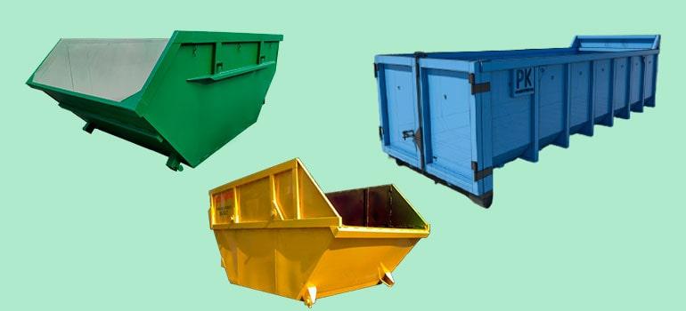 Контейнеры для крупногабаритного мусора